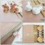 Lovely Couple Set ชุดรับไหว้ถ้วยไม้พร้อมตะเกียบไม้และที่วางตะเกียบเซรามิก (มี 2 แบบคือรูปนกและรูปกวางค่ะ) thumbnail 1