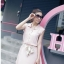 ชุดเดรส สีชมพู เสื้อคอปกติดกระดุมสวยงาม thumbnail 5