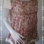 jp4289-เสื้อแฟชั่น นำเข้าญี่ปุ่น ลายดอกไม้ อก 36 นิ้ว thumbnail 2