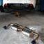 ชุดท่อไอเสียMazda3 Skyactiv Custom-made Exhaust thumbnail 2
