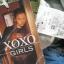 BNB1360-กระโปรงแบรนด์เนม XOXO GIRLS ไซส์ 140 สีเขียว เอว 24 นิ้ว thumbnail 7
