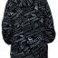 เสื้อสเวตเตอร์ ลายคาถา สีดำ : งานหลุดQC USJ thumbnail 2