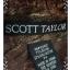 "w0515-เสื้อเชิ้ต นำเข้า สีน้ำตาล SCOTT TAYLOR ""อก 33 นิ้ว "" thumbnail 5"