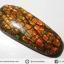 พลอยแอมโมไลต์ (Ammolite) อัญมณีโลกล้านปีสุดหายาก (3.07ct.)