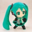 (Pre-order) Plushie Series 01. Character Vocal Series: Miku Hatsune thumbnail 4