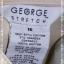 เสื้อคลุม สีครีมกากี GEORGE อก 40-42 นิ้ว thumbnail 6