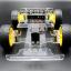 โครงหุ่นยนต์รถ 4 ล้อ ระบบเลี้ยว servo thumbnail 2