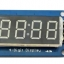 Seven Segment 4-Digit Display Tube LED Display Module With Clock Display Board For Arduino (Catalex) thumbnail 3