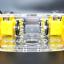โครงรถ หุ่นยนต์ 4WD สีใส smart car chassis thumbnail 8