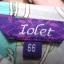 """jp0507-เสื้อแฟชั่น ชีฟอง สวยๆ นำเข้า Iolet """"อก 34 นิ้ว"""" thumbnail 6"""