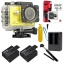 SJCAM SJ5000X Elite WiFi 4K (2x Battery +1x Dual-Charger+1x Monopod+1x Bobber+ 1x Kingston32) thumbnail 2