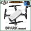 DJI SPARK Standard (White) Free SJCAM SJ4000 thumbnail 6