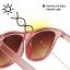 Hipsterkid Rosé Sunglasses Age 3-6 แว่นกันแดดเด็กสีโรเซ่ thumbnail 7