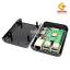 Raspberry Pi 2/3 Model B/B+ shell case box กล่อง เคส Raspberry Pi 2/3 สีดำ thumbnail 5
