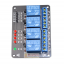 Relay Module 5V 4 Channel isolation control Relay Module Shield 250V/10A thumbnail 5