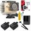 SJCAM SJ5000X Elite WiFi 4K (2x Battery +1x Dual-Charger+1x Monopod+1x Bobber+ 1x Kingston32) thumbnail 4