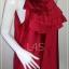 BN3630--เสื้อแฟชั่น นำเข้า สีแดง ALFANI อก 38 นิ้ว thumbnail 2