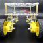 โครงหุ่นยนต์รถ 4 ล้อ พร้อมโช๊คล้อรถ thumbnail 8