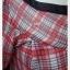 เสื้อผ้าชีฟอง ลายสก็อตแบรนด์ ZARA อก 34- 36 นิ้ว thumbnail 2