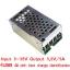 9V-36V To 5V 5A DC-DC Step Down Buck Converter Module Power Supply LED Lithium Charger thumbnail 4