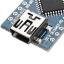 Arduino Nano 3.0 Mini USB รุ่นใหม่ชิฟ CH340G แบบยังไม่บัดกรีขา (ไม่มีสาย Mini USB) thumbnail 14