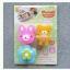 พิมพ์กดมินิแซนวิช กดคุกกี้ ดอกไม้ หมี กระต่าย thumbnail 3