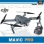 DJI MIVIC PRO Standard Free SJCAM SJ4000 WiFi thumbnail 10