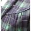 VJP5756--เดรสแฟชั่น ชีฟอง สีเขียว อก 35 นิ้ว thumbnail 6