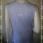 BN4203--เสื้อแฟชั่น สีฟ้า แบรนด์ NEW YORK & COMPANY อก 37-40 นิ้ว thumbnail 3