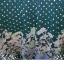 "Dress0549--เดรสแฟชั่น ชีฟอง สวยๆ สีเขียว SILENT WORTH ""อก 30-34 นิ้ว"" thumbnail 5"