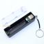 Power Bank แหล่งจ่ายไฟสำหรับ Arduino ESp8266 ชาร์จไฟผ่าน USB ถ่าน 18650 1 ก้อน สีดำ thumbnail 2