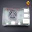 Raspberry Pi 2/3 Model B/B+ shell case box กล่อง เคส Raspberry Pi 2/3 พร่อมช่องติดพัดลม thumbnail 7