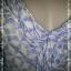 BN4203--เสื้อแฟชั่น สีฟ้า แบรนด์ NEW YORK & COMPANY อก 37-40 นิ้ว thumbnail 4