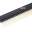 Female Pin Header Dip Straight Single Row 2.54mm 2*40Pin 12.2mm thumbnail 6