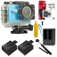 SJCAM SJ5000X Elite WiFi 4K (2x Battery +1x Dual-Charger+1x Monopod+1x Bobber+ 1x Kingston32) thumbnail 1