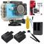 SJCAM SJ5000X Elite WiFi 4K (2x Battery +1x Dual-Charger+1x Monopod+1x Bobber+ 1x Kingston32) thumbnail 1