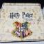 กระเป๋าดินสอ แฮร์รี่ พอตเตอร์ ฮอกวอตส์สีขาว thumbnail 5