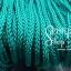เชือกถัก P.P. #8 สีเขียวน้ำทะเล (10เมตร) thumbnail 1