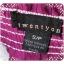 BN3334--เสื้อแฟชั่น สีชมพูบานเย็น แบรนด์เนม twentyone อก free-36 นิ้ว thumbnail 5