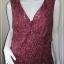 BN3623--WE เสื้อแฟชั่น นำเข้า แบรนด์ สีแดงลาย ANN TAYLOR LOFT อก 36 นิ้ว thumbnail 1