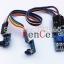 เซ็นเซอร์ ตรวจจับเส้นขาวดำ 2 จุด infrared reflectance sensor Obstacle avoidance module track sensor thumbnail 2