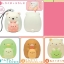 (Pre-order) Sumikko Gurashi Fukkura Strap 4Pack BOX thumbnail 1