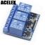 Arduino Relay Module 5V 3ช่อง HIGH Trigger 250V/10A thumbnail 4