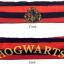 กระเป๋าดินสอฮอกวอตส์ สีแดงสลับดำ แบบผ้า thumbnail 8