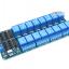 Relay Module 5V 16 Channel control Relay Module Shield thumbnail 4