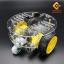 โครงรถ หุ่นยนต์ Smart Car Chassis 2 ชั้น thumbnail 1