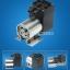 เครื่องปั๊มน้ำขนาดเล็ก ปั๊มสูญญากาศ vacuum pump DC 12V thumbnail 1