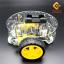 โครงรถ หุ่นยนต์ Smart Car Chassis 2 ชั้น thumbnail 4