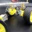 โครงหุ่นยนต์รถ 4 ล้อ พร้อมโช๊คล้อรถ thumbnail 9