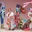 (Pre-order)Megurine Luka -Hanairogoromo- 1/8 Complete Figure thumbnail 6